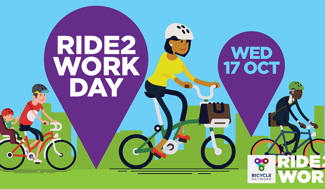 Why National Ride 2 Work Day Is So Important