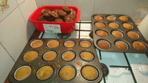 Freezer friendly Muffins