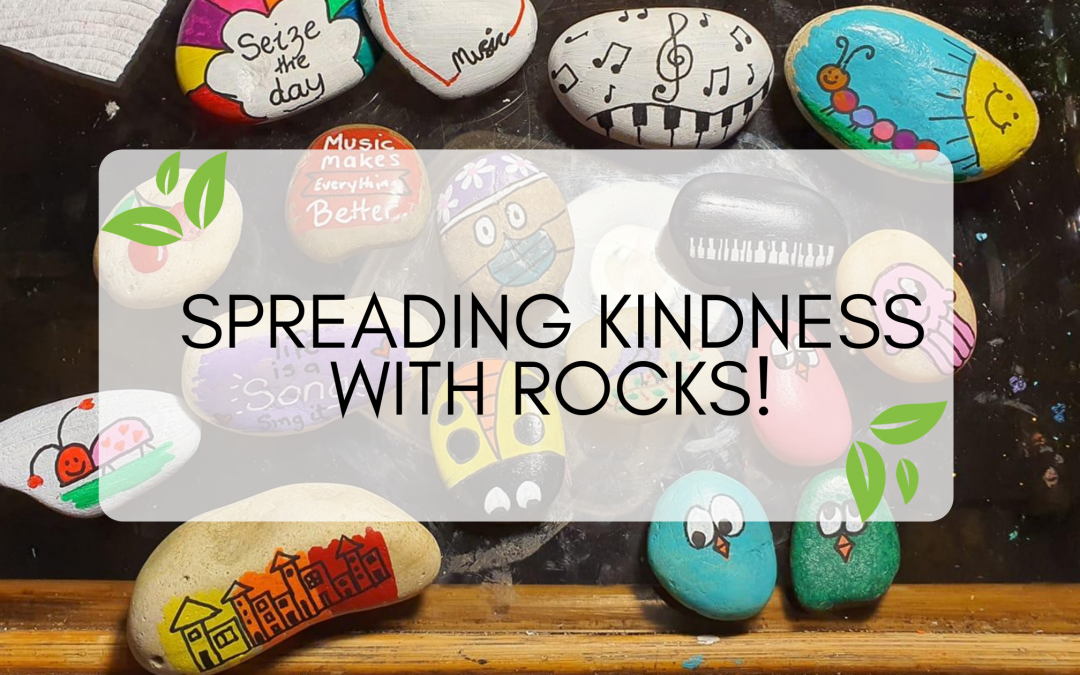Spreading Kindness With Rocks